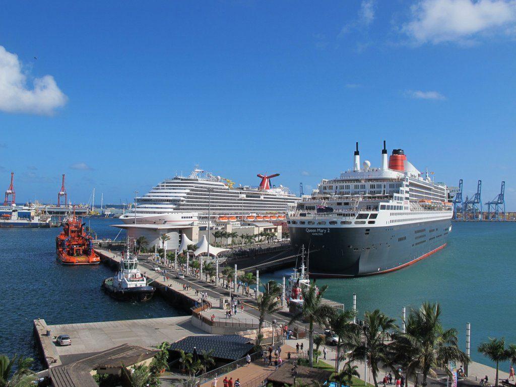 Cruceros en Canarias