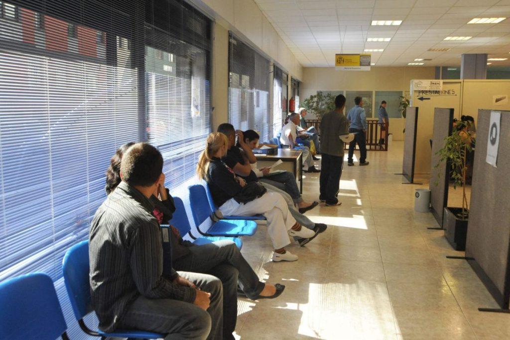 Oficina de empleo en Canarias