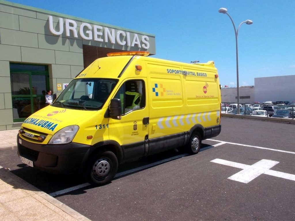 Urgencias en Canarias
