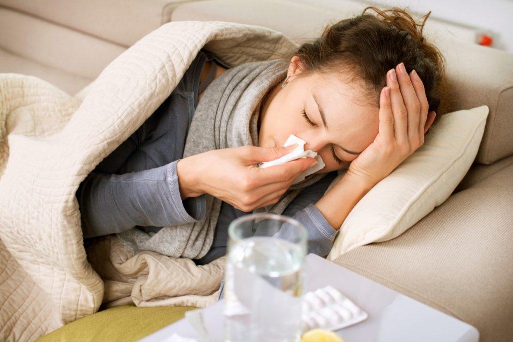 Vacunación de la gripe