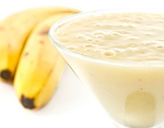 Crema de plátano de Canarias