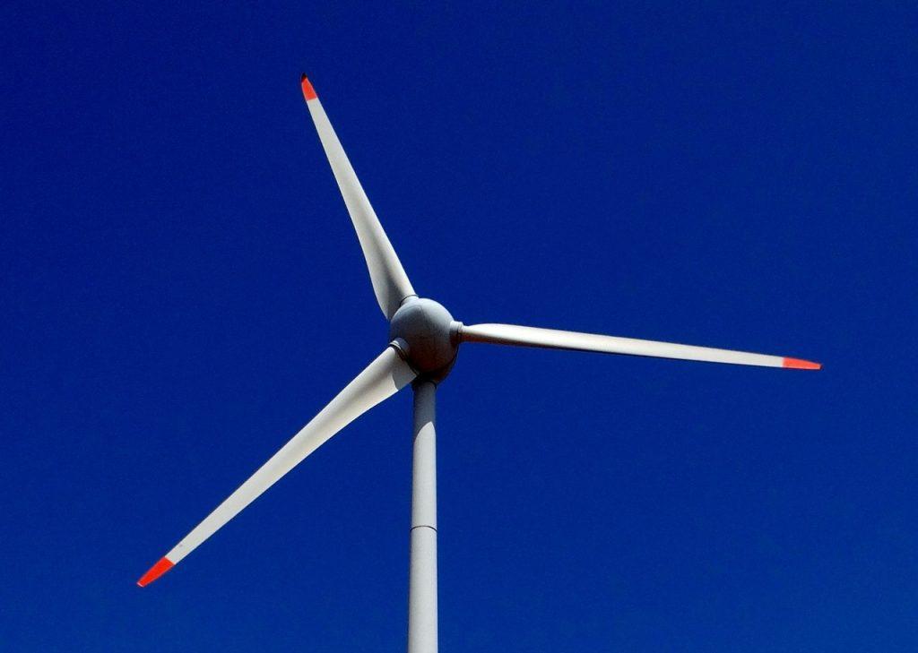 Energía eólica en España