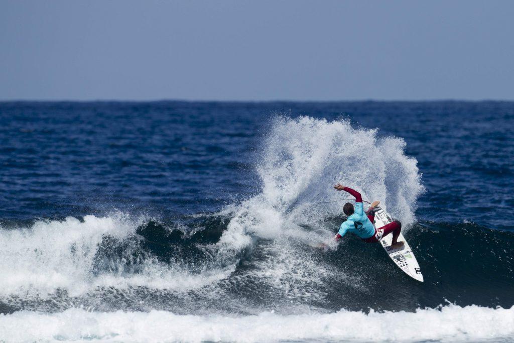 surf en la graciosa