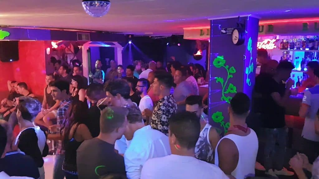 Butterfly Disco Club Tenerife